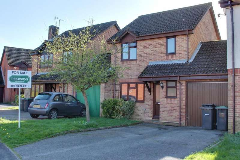 3 Bedrooms Link Detached House for sale in WATERLOOVILLE