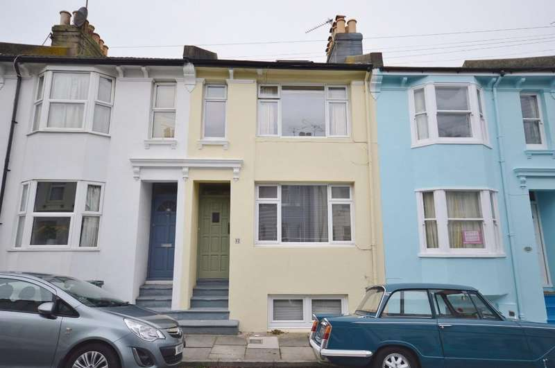 3 Bedrooms Terraced House for sale in Luther Street Brighton BN2
