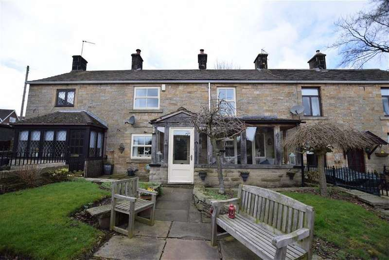 3 Bedrooms Cottage House for sale in The Royd, Deepcar, Sheffield, S36