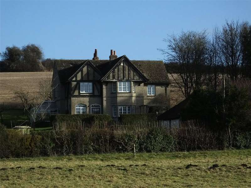 5 Bedrooms Detached House for sale in Waterston, Dorchester, Dorset, DT2