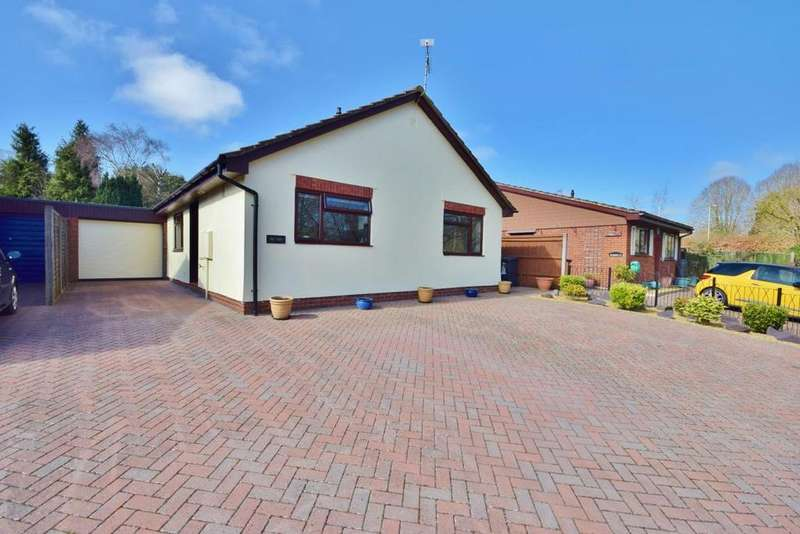 3 Bedrooms Bungalow for sale in Wayside Road, Basingstoke, RG23