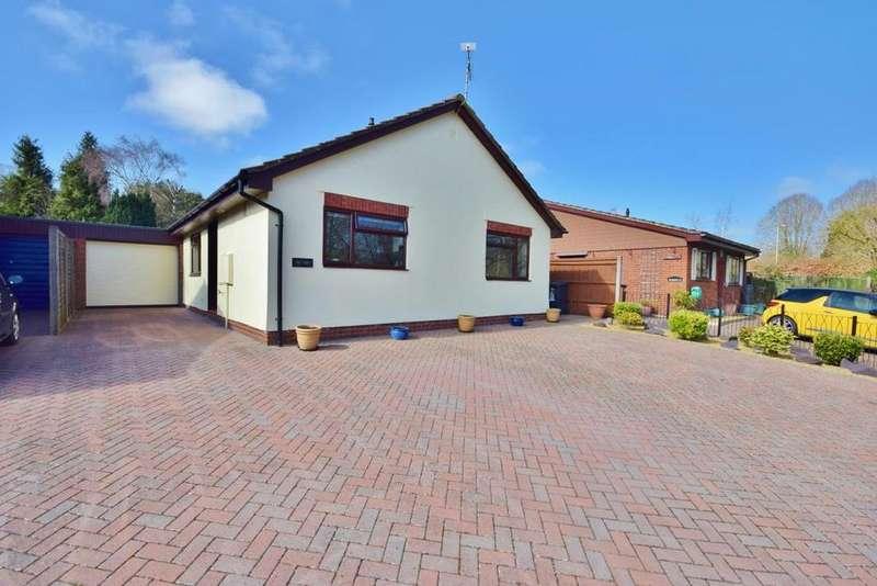 3 Bedrooms Bungalow for sale in Wayside Road, Basingstoke, RG23