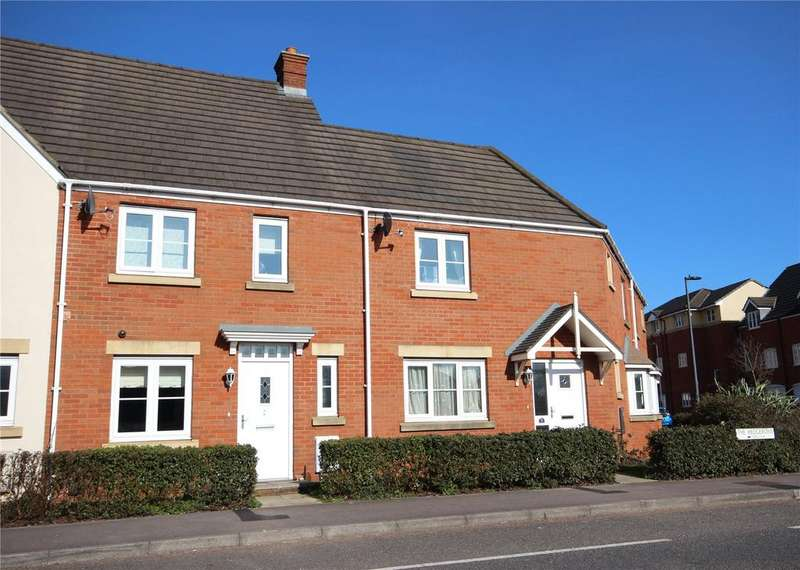 3 Bedrooms Terraced House for sale in The Hedgerows, Bradley Stoke, Bristol, BS32