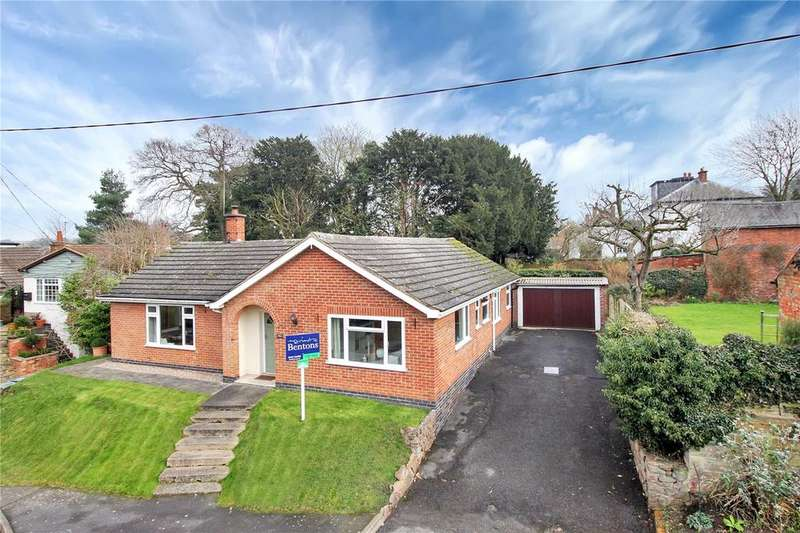 3 Bedrooms Detached House for sale in Seymour Road, Burton On The Wolds, Loughborough