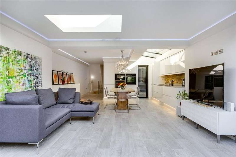 2 Bedrooms Flat for sale in Clonmel Road, Fulham, London, SW6