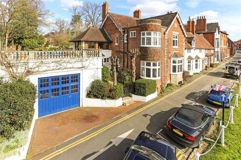 5 Bedrooms Unique Property for sale in The Terrace, Wokingham, Berkshire, RG40