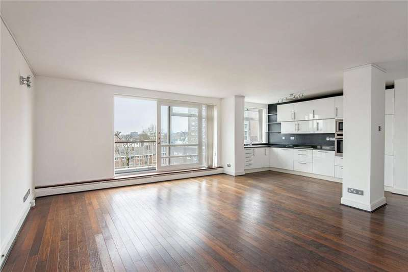 3 Bedrooms Flat for sale in Sheringham, Queensmead, St John's Wood Park, London, NW8