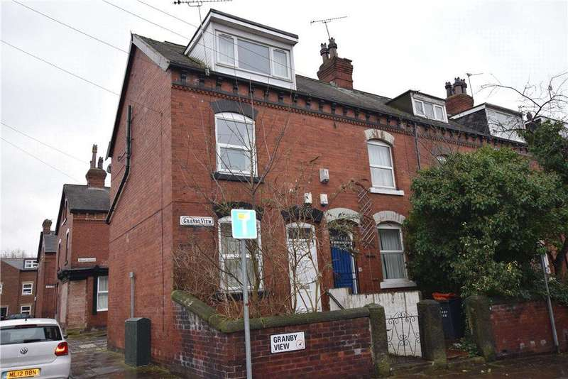 4 Bedrooms Terraced House for rent in Granby View, Headingley, Leeds
