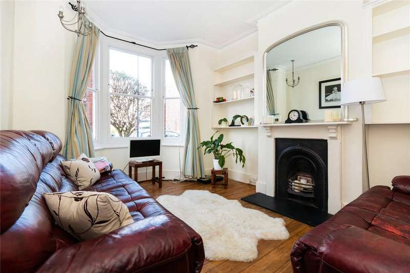 3 Bedrooms House for sale in Evelyn Road, Chiswick, London