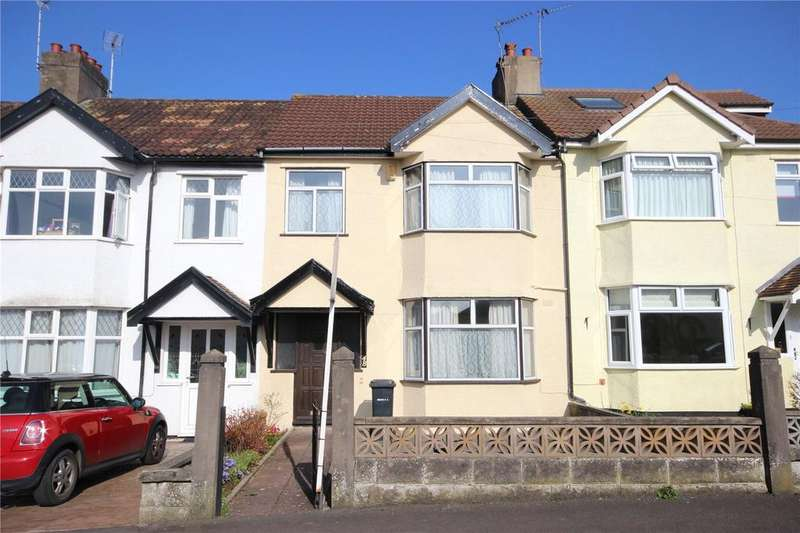 3 Bedrooms Terraced House for sale in Delvin Road, Westbury-on-Trym, Bristol, BS10