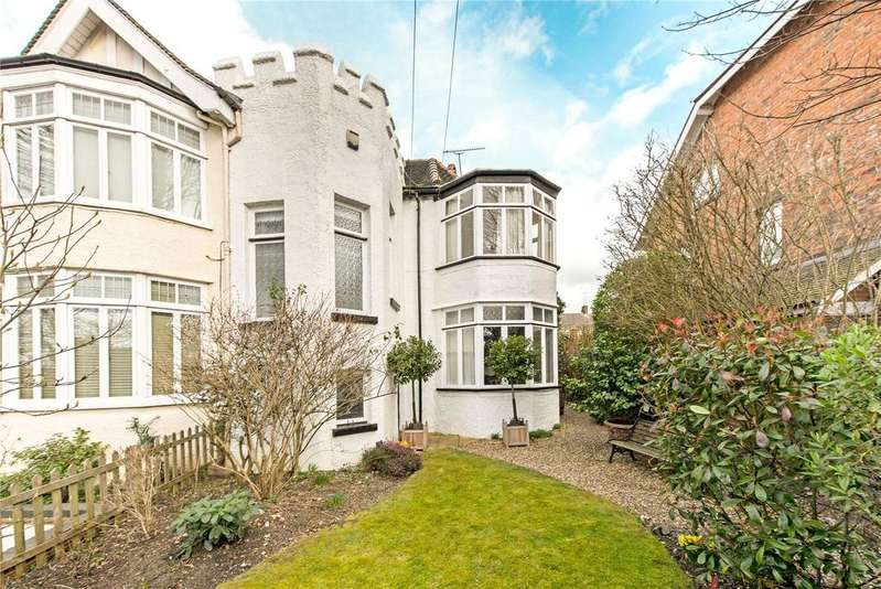 2 Bedrooms Unique Property for sale in Carlton Road, Harpenden, Hertfordshire, AL5