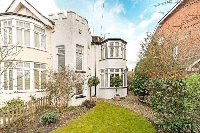 2 Bedrooms Unique Property for sale in Carlton Road, Harpenden, Hertfordshire, AL5