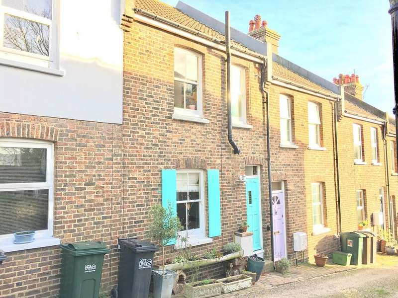 2 Bedrooms Terraced House for sale in Prospect Gardens, Eastbourne, BN21
