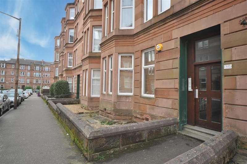 1 Bedroom Flat for sale in Flat 0/1, 36 Mount Stuart Street, Shawlands, G41 3LZ