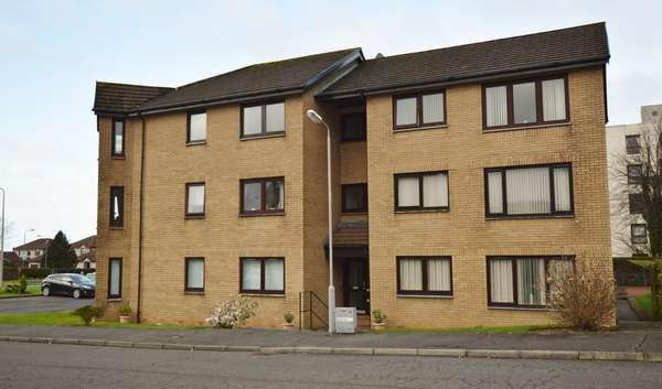 1 Bedroom Flat for sale in 23 Woodbank Gardens, Largs, KA30 8NU