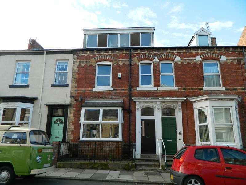 4 Bedrooms Terraced House for sale in Ruby Street, Saltburn
