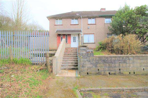3 Bedrooms Semi Detached House for sale in Mountain View, Llwynypia, Tonypandy