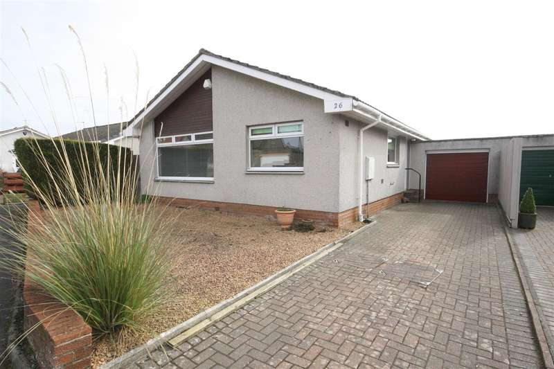 2 Bedrooms Bungalow for sale in Ercall Road, Falkirk