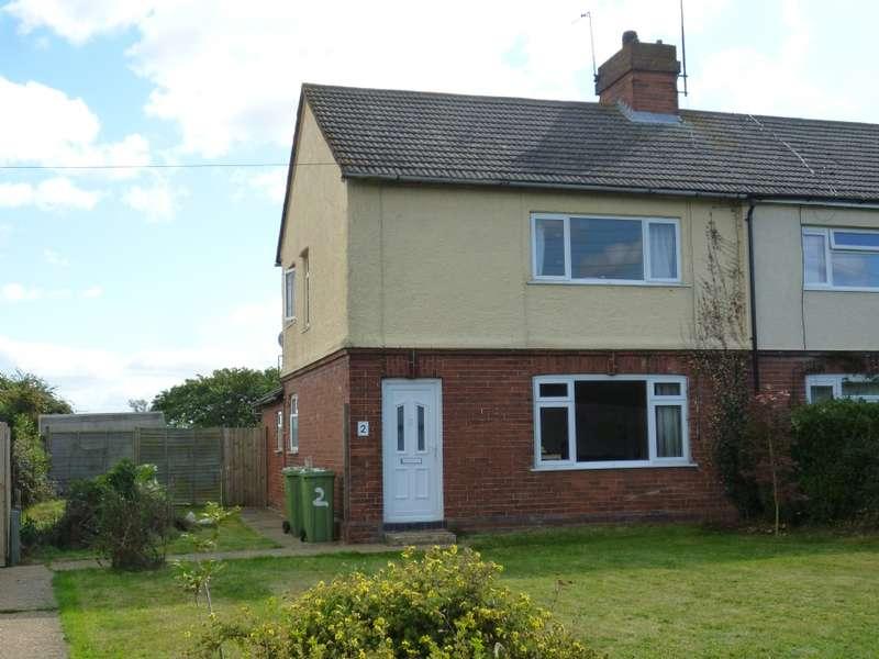 3 Bedrooms Semi Detached House for sale in Newport Road, Emberton, Olney