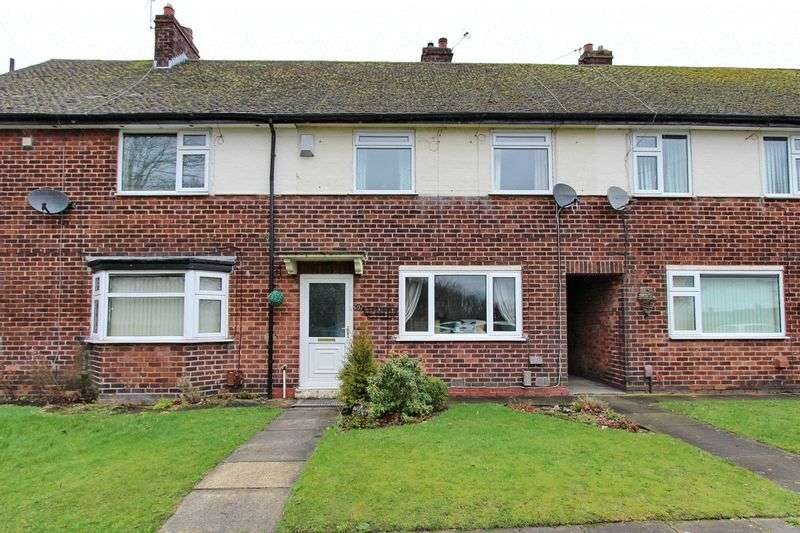3 Bedrooms Terraced House for sale in Welbeck Close, Whitefield, Manchester