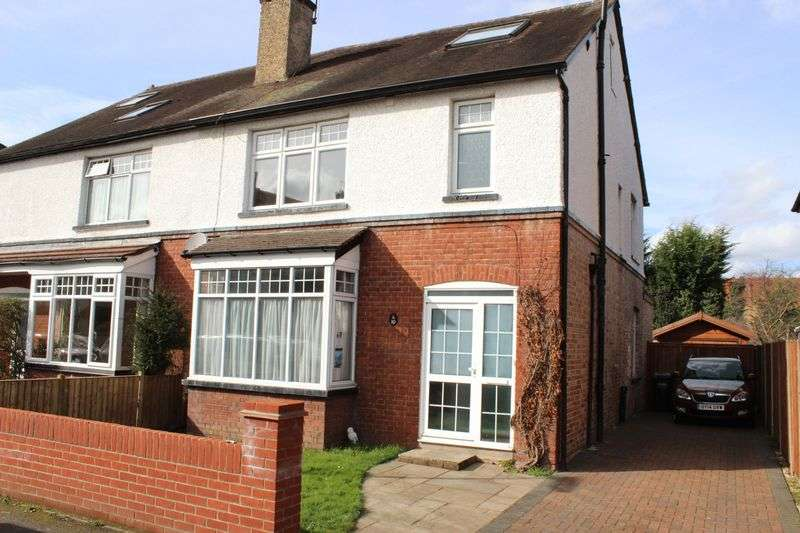 5 Bedrooms Semi Detached House for sale in Rusham Park Avenue, Egham