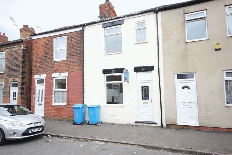 2 Bedrooms Terraced House for sale in Lorraine Street, Hull