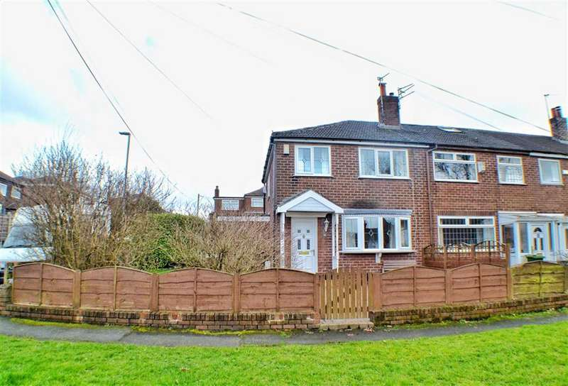 2 Bedrooms Property for sale in Mallory Avenue, Ashton-under-lyne, Lancashire, OL7