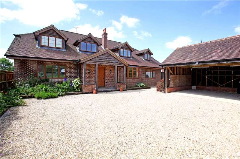 5 Bedrooms Detached House for sale in Brightwalton, Newbury, Berkshire, RG20