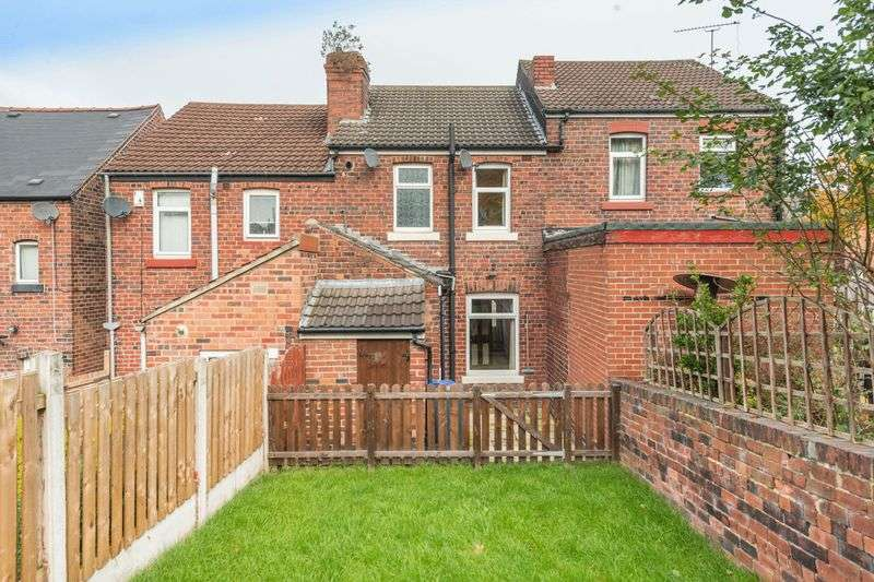 2 Bedrooms Terraced House for sale in Jenkin Road, Wincobank, S5 6AR