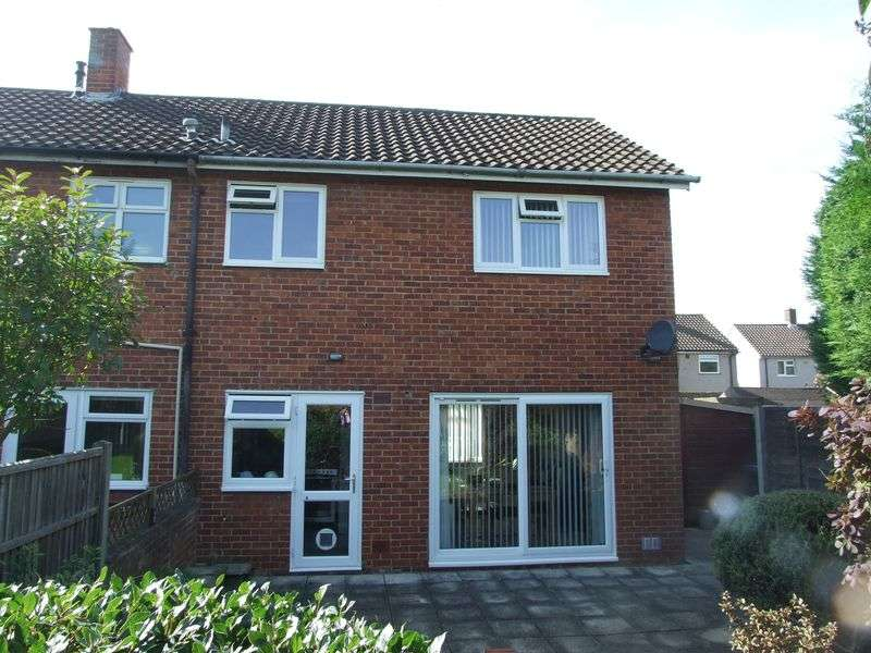 2 Bedrooms Terraced House for sale in Blackbush Spring, Harlow, Essex
