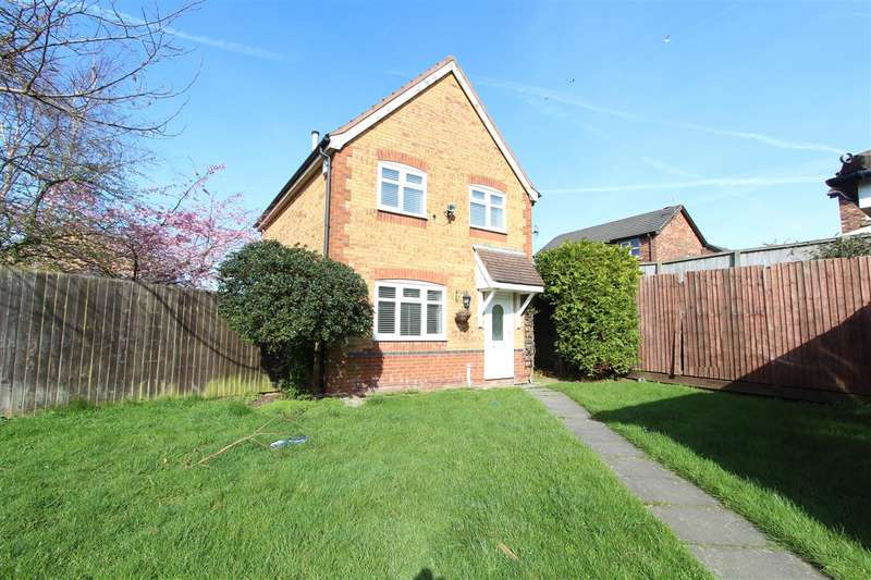 3 Bedrooms Detached House for sale in Bonchurch Drive, Wavertree, Liverpool