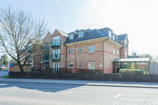 1 Bedroom Flat for sale in Flat 9, Aysgarth Place, Church Road, Iver Heath, Buckinghamshire