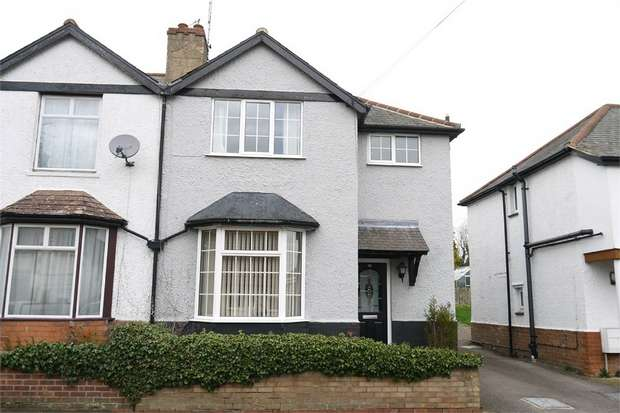3 Bedrooms Semi Detached House for sale in Knoll Street, Market Harborough, Leicestershire