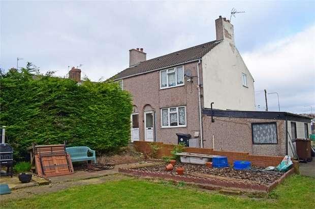 2 Bedrooms Semi Detached House for sale in Queen Street, Leeswood, Mold, Flintshire