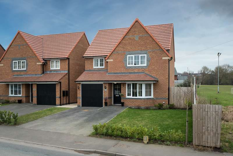 4 Bedrooms House for sale in 4 bedroom House Detached in Winnington
