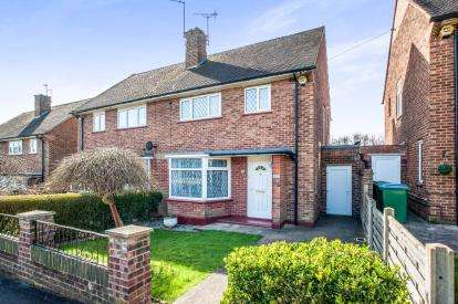 3 Bedrooms Semi Detached House for sale in Old Forge Close, Watford, Hertfordshire