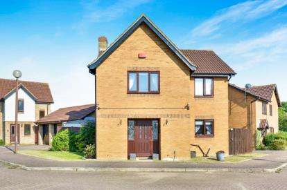 4 Bedrooms Detached House for sale in Groombridge, Kents Hill, Milton Keynes