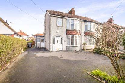 4 Bedrooms Semi Detached House for sale in Fleetwood Road, Thornton-Cleveleys, FY5