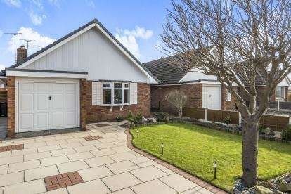 2 Bedrooms Bungalow for sale in Caton Close, Southport, Merseyside, England, PR9
