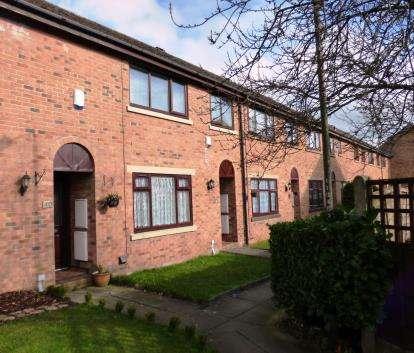 3 Bedrooms Terraced House for sale in Jubilee Gardens, New Mills, High Peak
