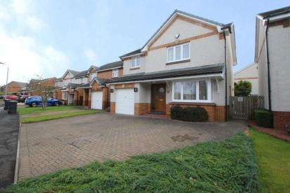 4 Bedrooms Detached House for sale in Turnberry Wynd, Irvine, North Ayrshire