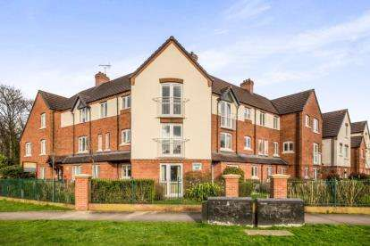 1 Bedroom Retirement Property for sale in Orchard Court, 15 Lugtrout Lane, Solihull, West Midlands