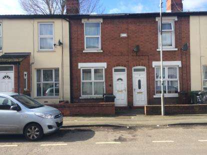 2 Bedrooms Terraced House for sale in Jameson Street, Whitmore Reans, Wolverhampton, West Midlands