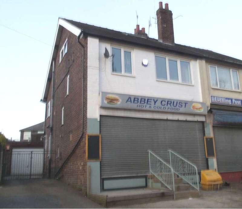 5 Bedrooms End Of Terrace House for sale in Abbey Road, Kirkstall