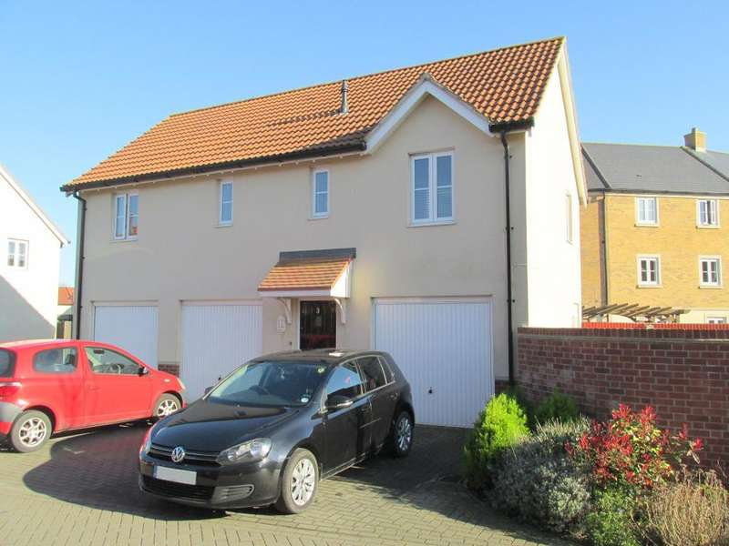 2 Bedrooms Detached House for sale in Lidsey Lane, Willows Edge, North Bersted, Bognor Regis, PO21 5AZ