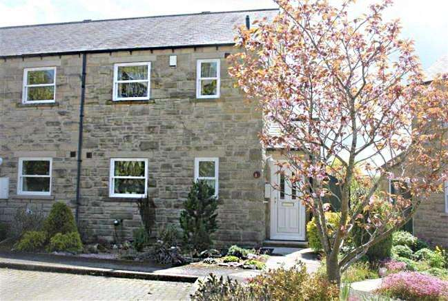 3 Bedrooms Semi Detached House for sale in Burn Bank Court, Middleton in Teesdale, Barnard Castle, Co Durham, DL12 0RA