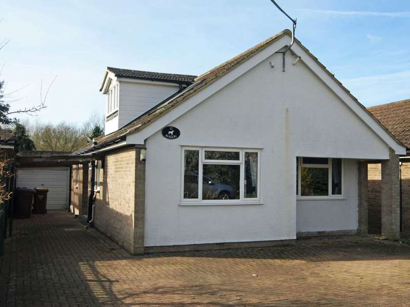 4 Bedrooms Detached House for sale in Blackthorn Road, Launton