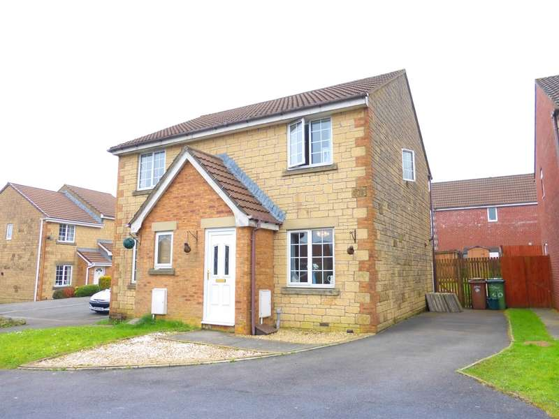 2 Bedrooms Semi Detached House for sale in Cwrt Nant Y Felin, Castle View, Caerphilly