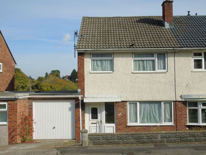 3 Bedrooms Semi Detached House for sale in Catkin Drive, Penarth