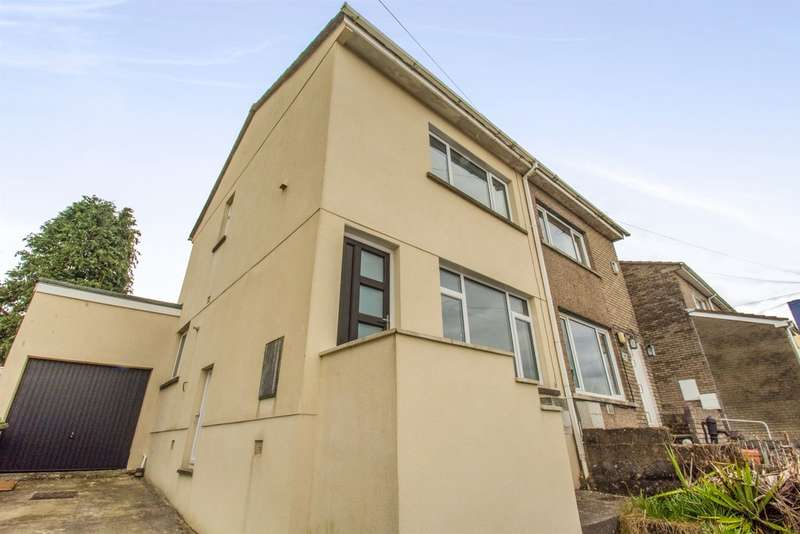 2 Bedrooms Semi Detached House for sale in Hillcrest, Brynna, Pontyclun
